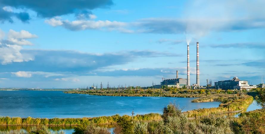 теплова електростанція, фото