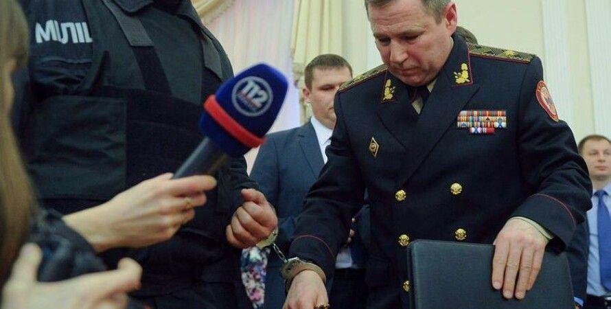 Задержание Василия Стоецкого / Фото пресс-службы правительства