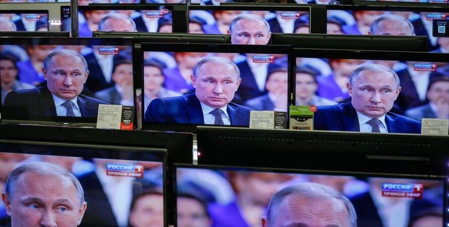 Путин, дезинформация, пропаганда, рф, россия, заседание СНБО