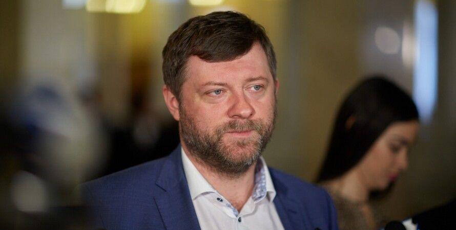 Александр Корниенко, слуга народа, финансовый отчет
