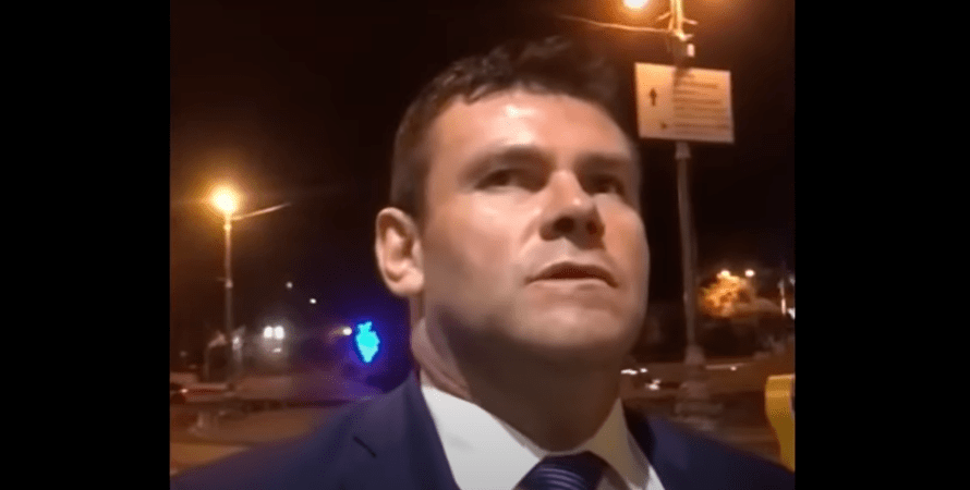 Ростислав Дзунзда предлагал интим полицейским в Киеве