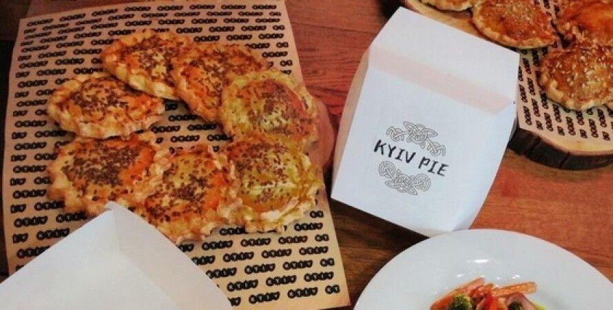 Kyiv Pie, Київ, пиріг, гастротурізм, блюдо, начинки