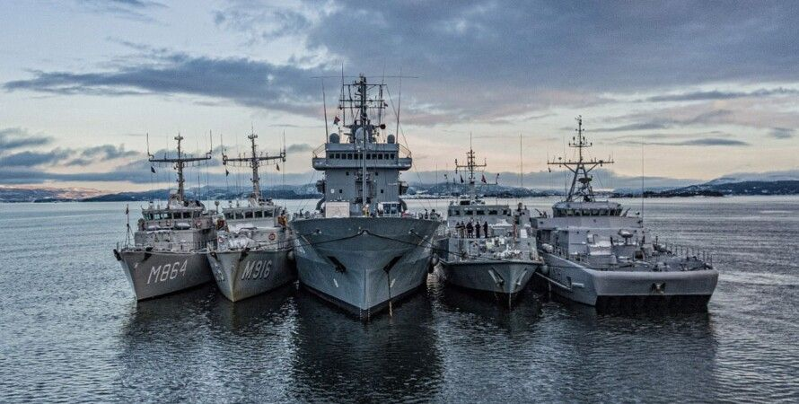 НАТО, Росія, Норвегія, військові навчання, репетиція, війна,