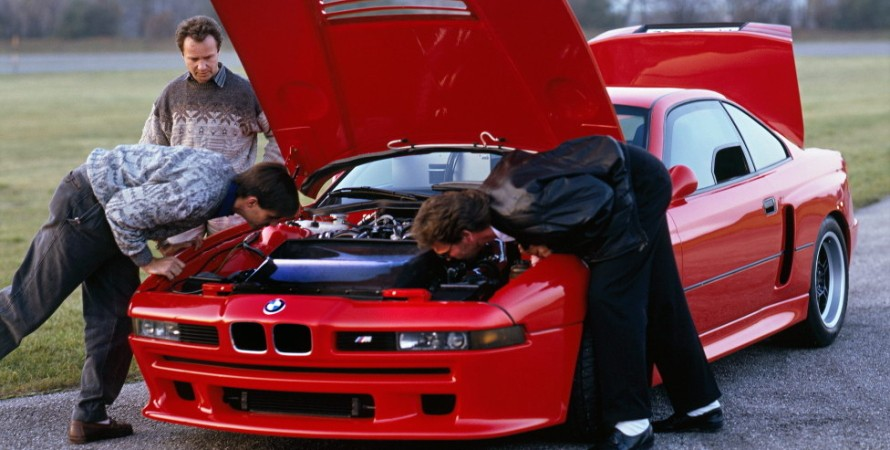 1990 BMW M8