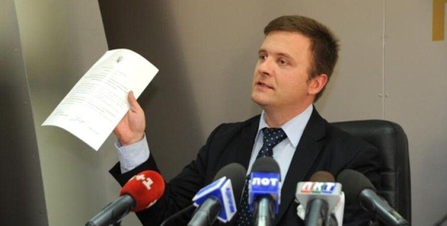 """Глава партии """"Смена"""" Матеуш Пискорский / Фото: iines.org"""