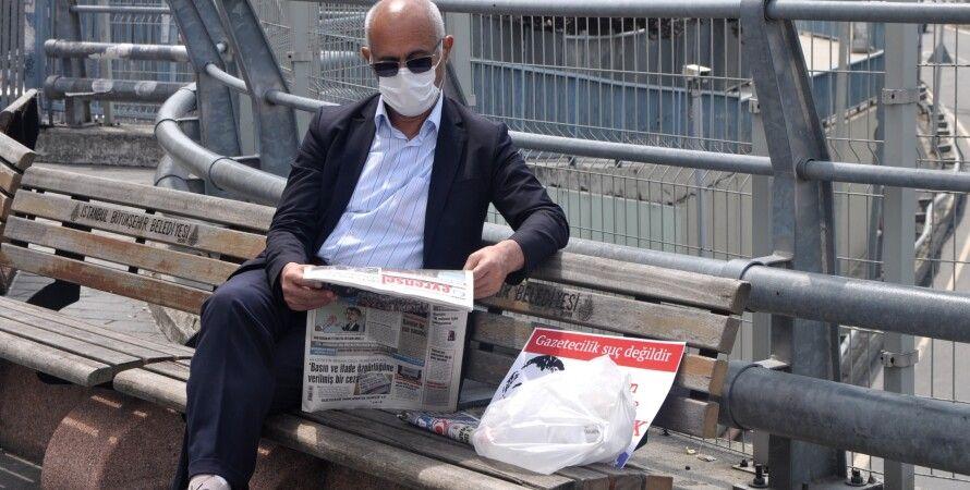 журналисты, Турция, насилие,