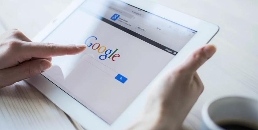 Google, гугл, сбой