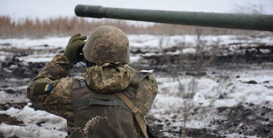 війна на Донбасі, ООС, обстріли на Донбасі, обстріли бойовиків, перемир'я, війська