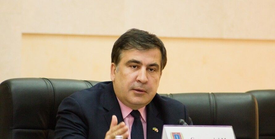 Михеил Саакашвили / dumskaya.net