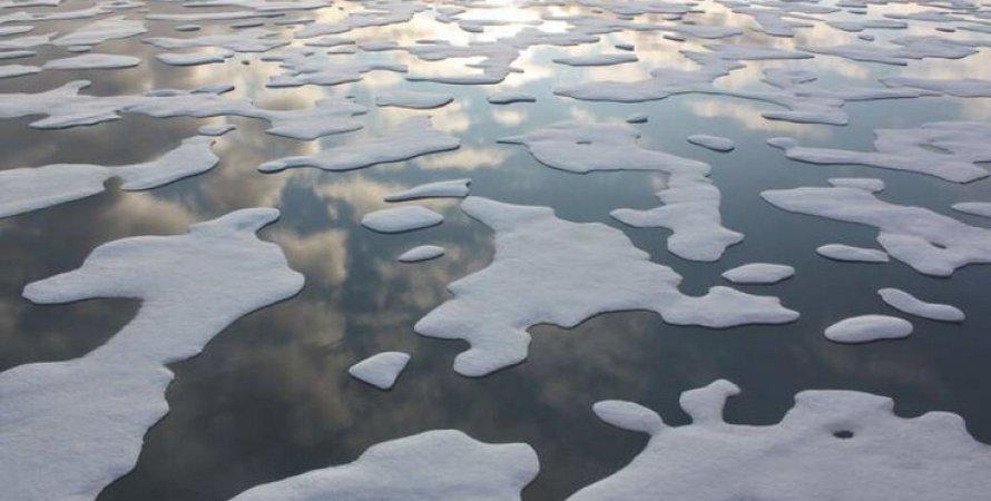 морський лід