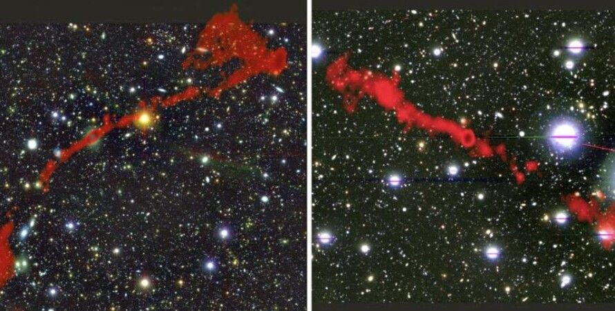 радіогалактики