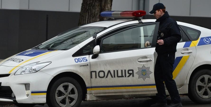полиция, киев, полицейские, лгбт, нападение