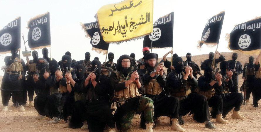 "Боевики ""Исламского государства"" / Фото: Bild"