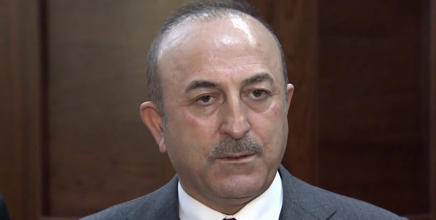 Мевлют Чавушоглу, глава МИД Турции