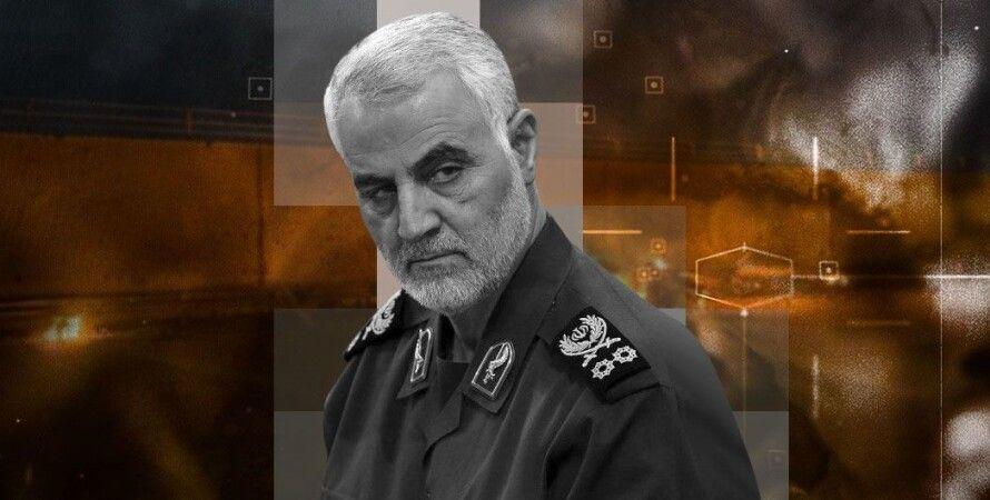 Касем Сулеймани, иран, генерал