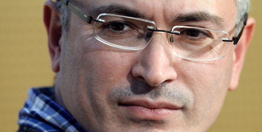 Михаил Ходорковский / Фото: Lionel Bonaventure / AFP