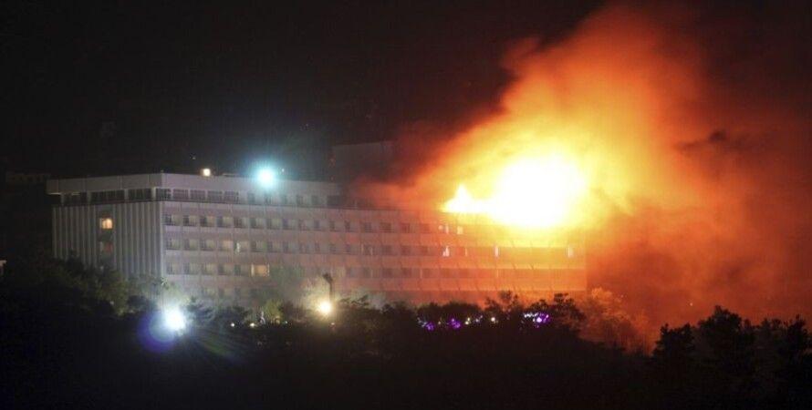 Теракт в Кабуле / Фото: aljazeera.com