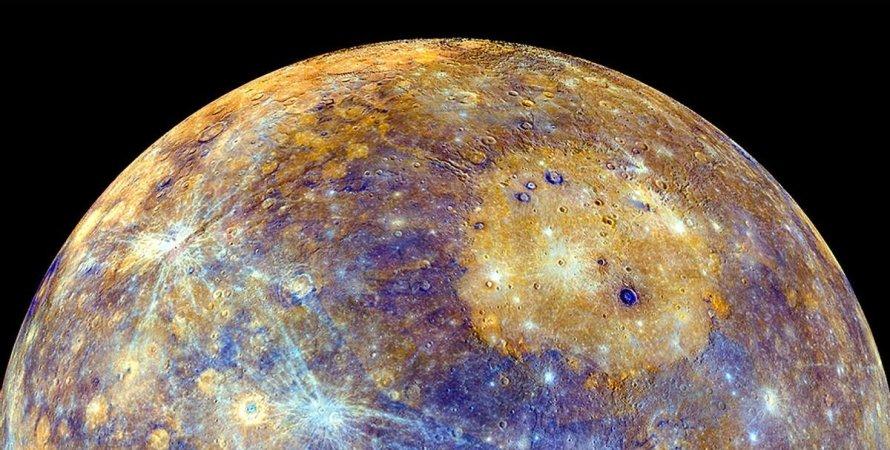 Меркурій, планета, знімок, космос