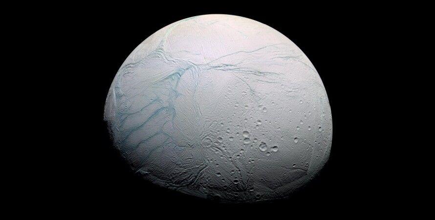 Энцелад, жизнь, вода
