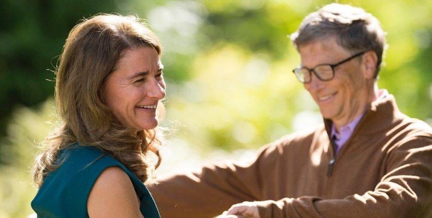 Білл Гейтс, Мелінда Гейтс, розлучення