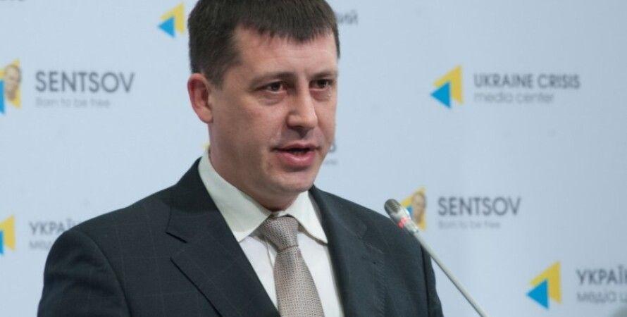 Главный санитарный врач Украины Святослав Протас / Фото: uacrisis.org