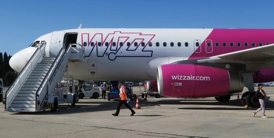 Wizz Air, Жуляны, пассажиры, скандал,