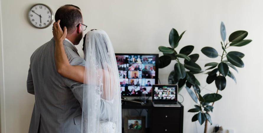 Zoom, свадьбы в Zoom, виртуальные свадьбы