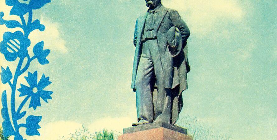 Памятник Шевченко в Киеве, 1970 год / Фото: Станислав Цалик