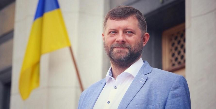 """Олександр Корнієнко, """"слуга народу"""", верховна рада"""