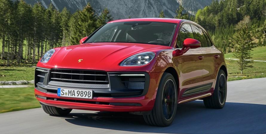 Рестайлінговий Porsche Macan приїде в Україну восени