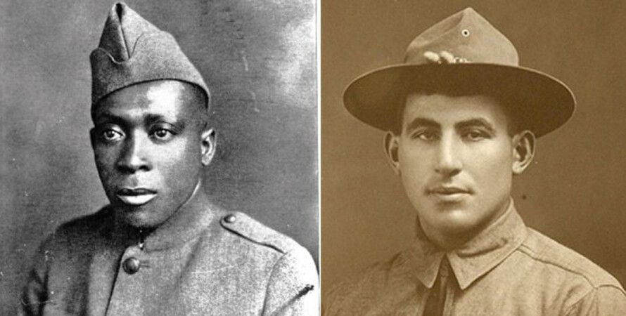 Генри Джонсон и Уильям Шемин
