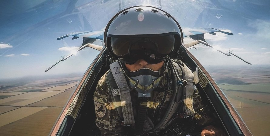 маневры летчиков