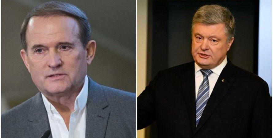 медведчук, порошенко, выборы, рейтинг, президентство, президентский рейтинг