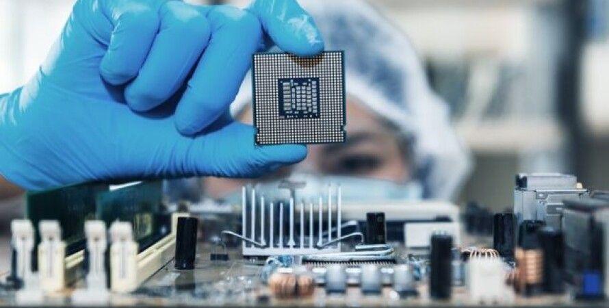 полупроводники, чипы, полупроводниковый кризис