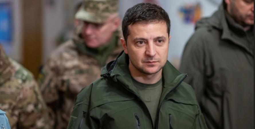 Владимир Зеленский, Зеленский, СНБО, офис президента