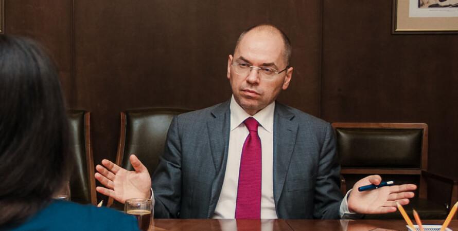 степанов, міністр, міністерство охорони здоров'я, фото, декларація