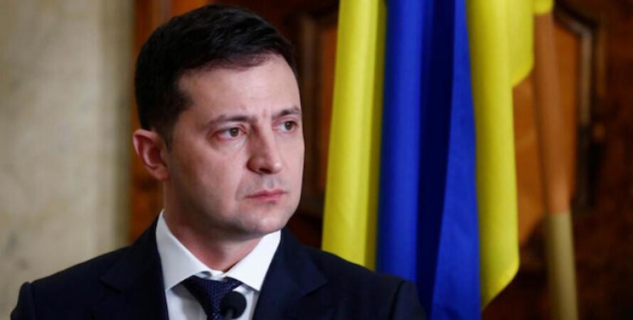Володимир Зеленський, імпічмент, президент, зеленский