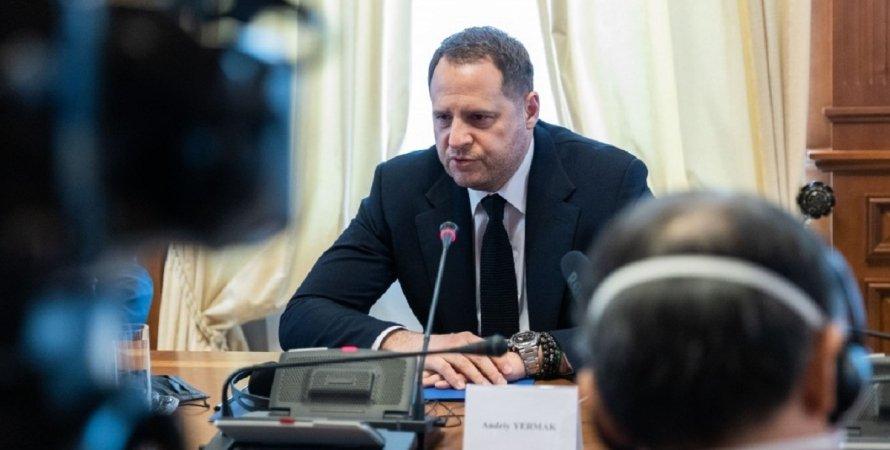 Андрей Ермак, глава Офиса президента, интервью изданию Bellingcat