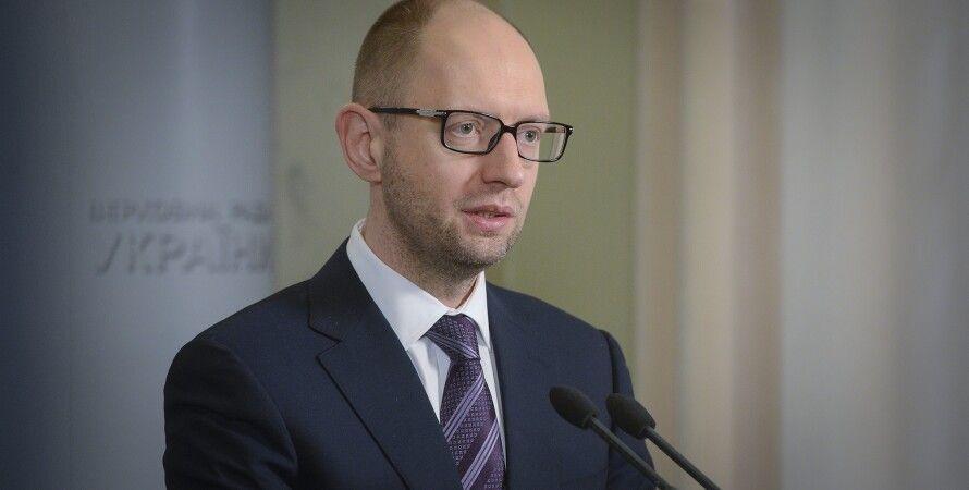 Арсений Яценюк / Фото: kvedomosti.com