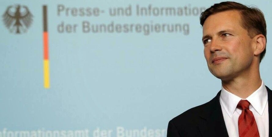 Штеффен Зайберт / Фото: AFP