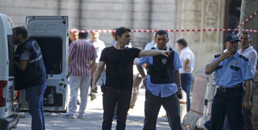 В центре Стамбула - взрыв / Фото: REUTERS