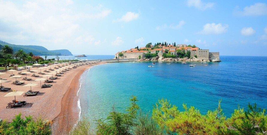 черногория, туризм, коронавирус, карантин