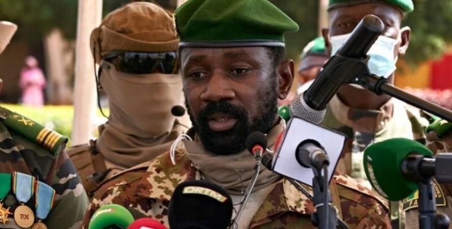 Ассими Гойта, госпереворот в Мали, временный президент