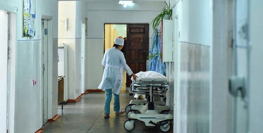 коронавирус в Украине, госпитализация, третья волна коронавируса, койко-места