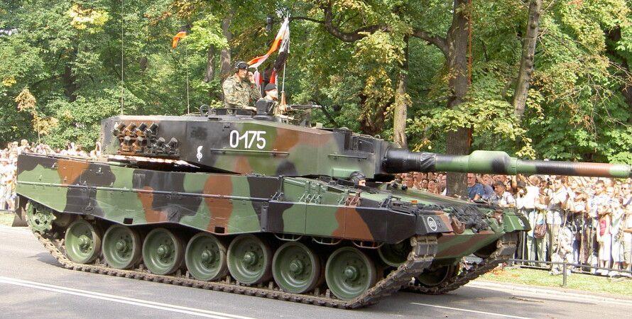 Танк Leopard 2 / Фото: Wikipedia