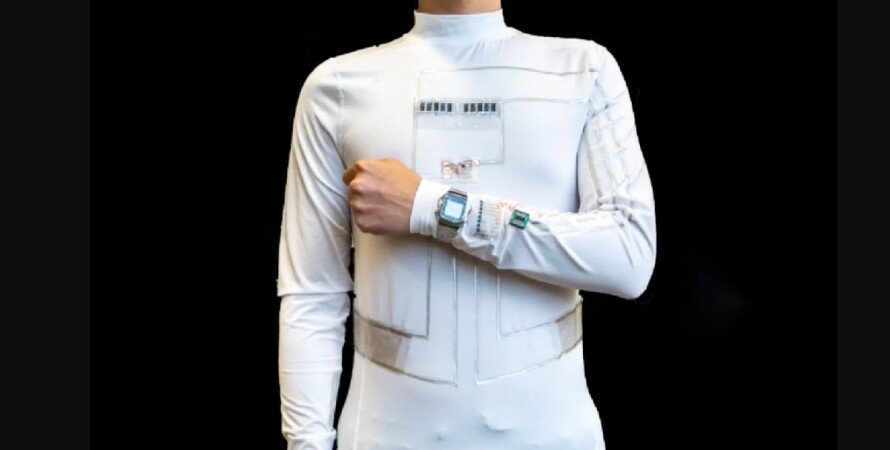 вчені з Каліфорнійського університету в Сан-Дієго винайшли сорочку-акумулятор