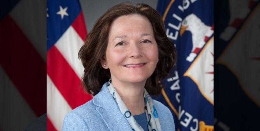 Джина Хаспел, глава ЦРУ, отставка, ушла в отставку