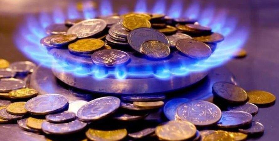 газ, тарифи на газ, нкреку, розподіл газу, тарифи