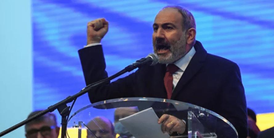 Нікол Пашинян, Вірменія, протести, політична криза, парламентські вибори