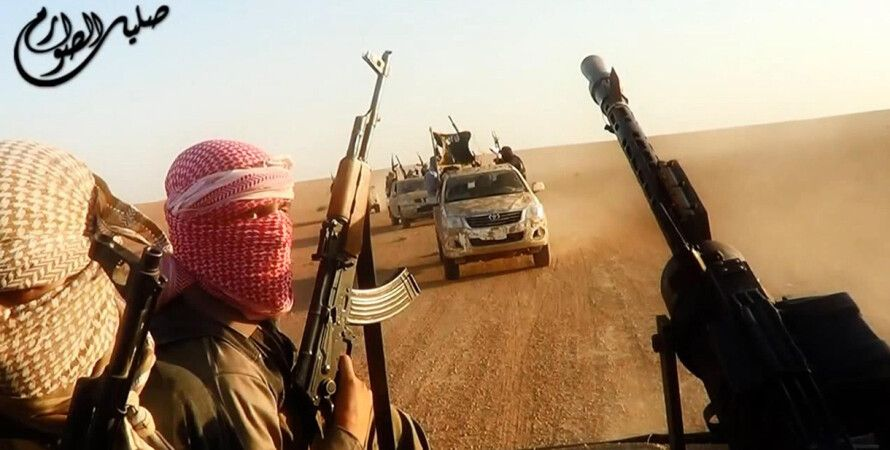 Боевики ИГИЛ / Фото: huffingtonpost.com